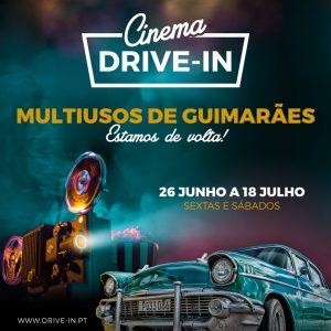 Drive-in no Multiusos de Guimarães